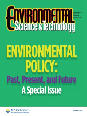 Environmental Science & Technology: Volume 45, Issue 1