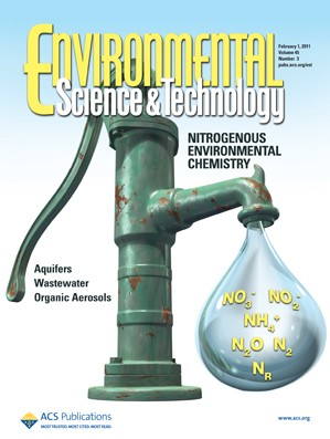 Environmental Science & Technology: Volume 45, Issue 3