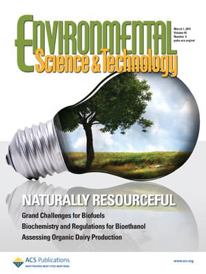 Environmental Science & Technology: Volume 45, Issue 5
