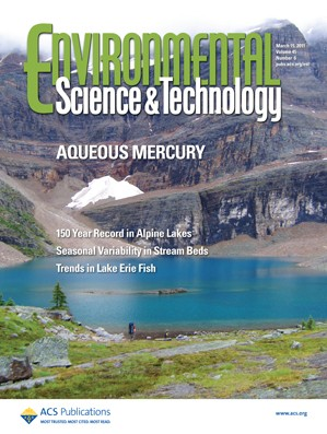 Environmental Science & Technology: Volume 45, Issue 6