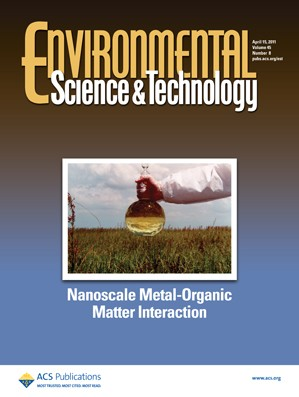 Environmental Science & Technology: Volume 45, Issue 8