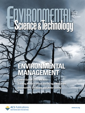 Environmental Science & Technology: Volume 45, Issue 9