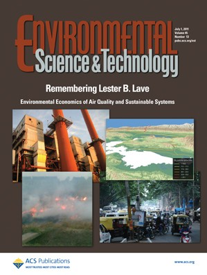 Environmental Science & Technology: Volume 45, Issue 13