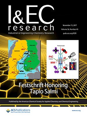 Industrial and Engineering Chemistry Research: Volume 56, Issue 45