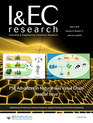 Industrial and Engineering Chemistry Research: Volume 57, Issue 17