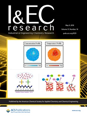 Industrial and Engineering Chemistry Research: Volume 57, Issue 18