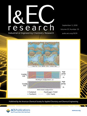 Industrial and Engineering Chemistry Research: Volume 57, Issue 35