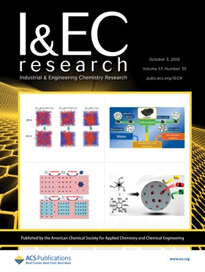 Industrial and Engineering Chemistry Research: Volume 57, Issue 39