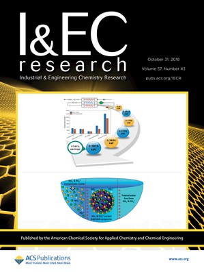 Industrial and Engineering Chemistry Research: Volume 57, Issue 43