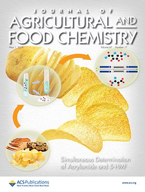 Journal of Agricultural & Food Chemistry: Volume 67, Issue 17
