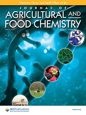 Journal of Agricultural & Food Chemistry: Volume 67, Issue 19