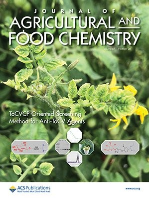 Journal of Agricultural & Food Chemistry: Volume 67, Issue 26
