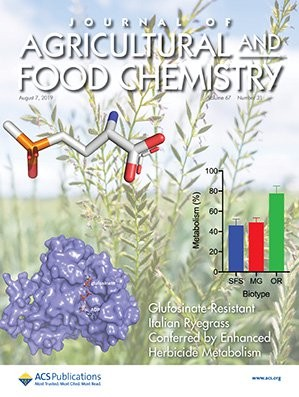Journal of Agricultural & Food Chemistry: Volume 67, Issue 31