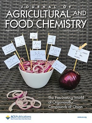 Journal of Agricultural & Food Chemistry: Volume 67, Issue 35