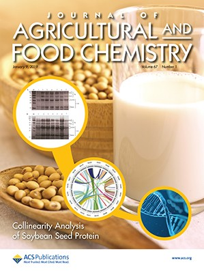 Journal of Agricultural and Food Chemistry: Volume 67, Issue 1