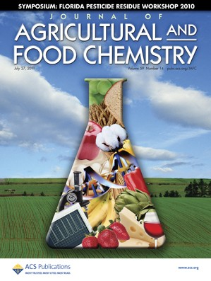 Journal of Agricultural and Food Chemistry: Volume 59, Issue 14