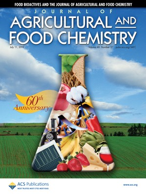 Journal of Agricultural and Food Chemistry: Volume 60, Issue 27
