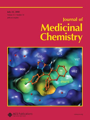 Journal of Medicinal Chemistry: Volume 53, Issue 14