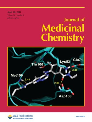 Journal of Medicinal Chemistry: Volume 54, Issue 8
