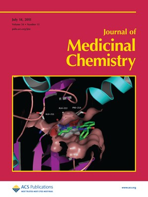 Journal of Medicinal Chemistry: Volume 54, Issue 13