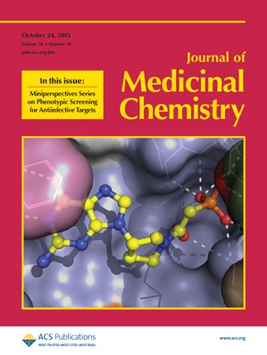 Journal of Medicinal Chemistry: Volume 56, Issue 20