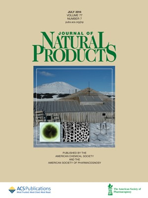 Journal of Natural Products: Volume 77, Issue 7