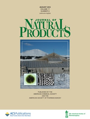 Journal of Natural Products: Volume 77, Issue 8