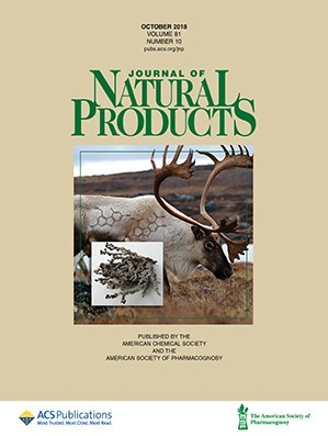 Journal of Natural Products: Volume 81, Issue 10