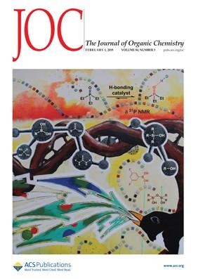 Journal of Organic Chemistry: Volume 84, Issue 3
