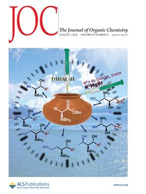 Journal of Organic Chemistry: Volume 79, Issue 15