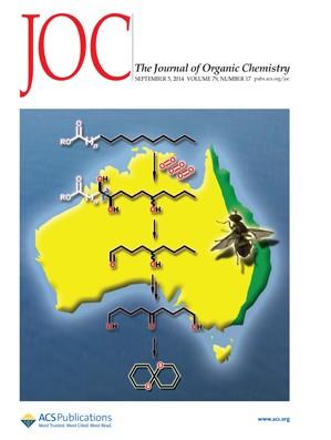 Journal of Organic Chemistry: Volume 79, Issue 17