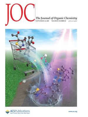 Journal of Organic Chemistry: Volume 83, Issue 18