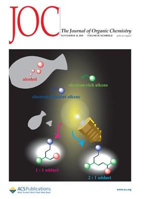 Journal of Organic Chemistry: Volume 83, Issue 22