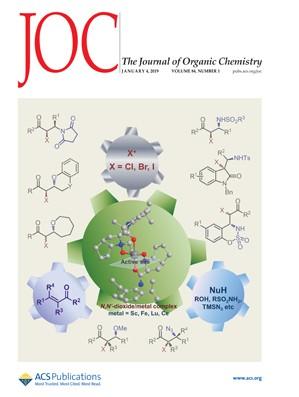Journal of Organic Chemistry: Volume 84, Issue 1
