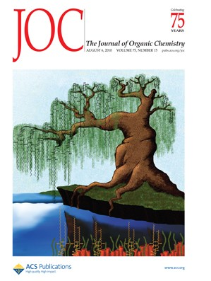 The Journal of Organic Chemistry: Volume 75, Issue 15