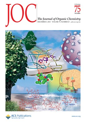 The Journal of Organic Chemistry: Volume 75, Issue 23