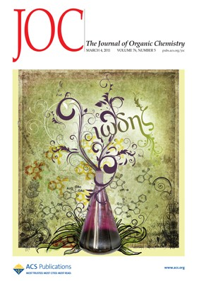 The Journal of Organic Chemistry: Volume 76, Issue 5
