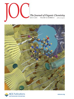 The Journal of Organic Chemistry: Volume 76, Issue 14