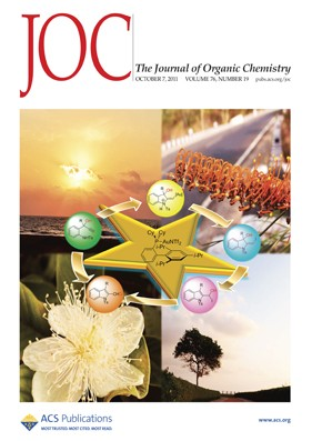 The Journal of Organic Chemistry: Volume 76, Issue 19