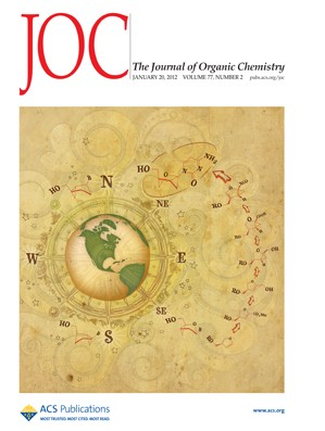 The Journal of Organic Chemistry: Volume 77, Issue 2