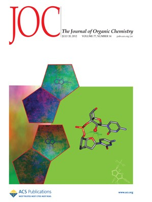 The Journal of Organic Chemistry: Volume 77, Issue 14