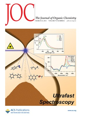 The Journal of Organic Chemistry: Volume 79, Issue 6