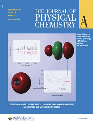 Journal of Physical Chemistry A: Volume 118, Issue 46