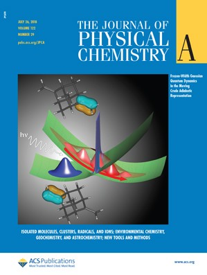 Journal of Physical Chemistry A: Volume 122, Issue 29