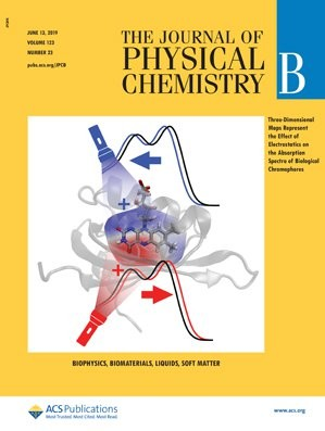 Journal of Physical Chemistry B: Volume 123, Issue 23