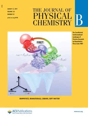 Journal of Physical Chemistry B: Volume 123, Issue 32
