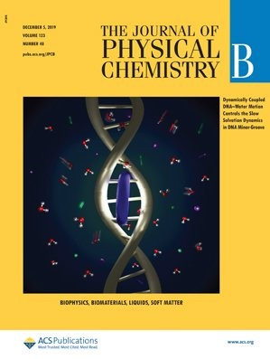 Journal of Physical Chemistry B: Volume 123, Issue 48