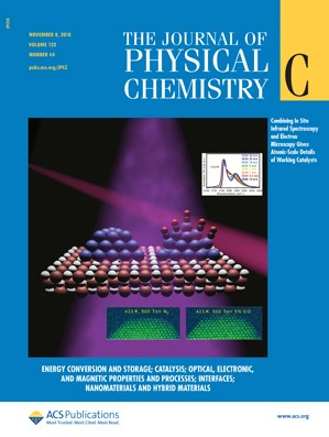 Journal of Physical Chemistry C: Volume 122, Issue 44