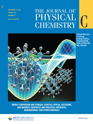 Journal of Physical Chemistry C: Volume 122, Issue 45