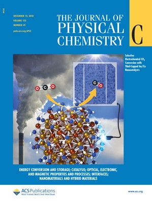 Journal of Physical Chemistry C: Volume 122, Issue 49